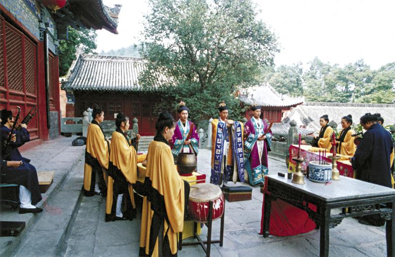 Taoist_ritual