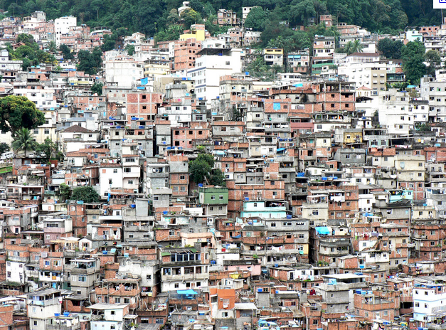 shantytown overpopulation