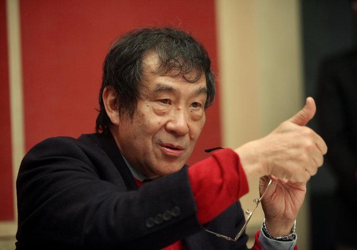 2北京大学高等人文研究院院长杜维明教授