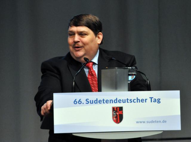 Bernd Posselt ---Bernd Posselt