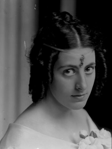 Bildnis Margarethe Wittgenstein